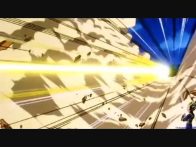 Piccolos Special Attacks
