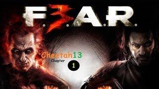 F.E.A.R. 3 - A little out of my element on this one. Come say hi!! - Live Stream PC 1080HD/60