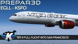 Download Prepar3d V4 Mexico Mmmx Londres Egll British Airways 787 9