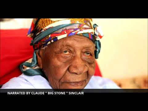 WORLD OLDEST PERSON JAMAICAN VIOLET MOSS- BROWN DIES @ 117