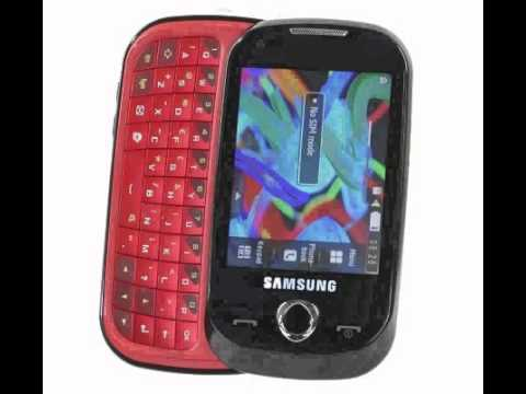 Samsung Corby Pro B3410