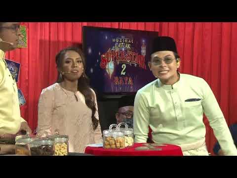 [EPISOD PENUH] Muzikal Lawak Superstar 2 Raya Live +