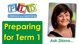 """Ask Diana'  2017 School Year Tips for the Early Years, the Foundation Year, Years 1 & 2 & Years 3-6"