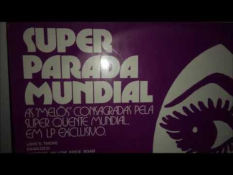 Super Parada Mundial - 1974 - Coletânea Som Livre