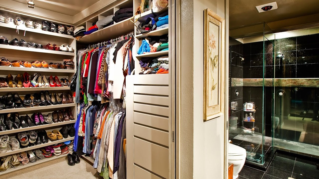 Walk In Closet Ideas For Small Es