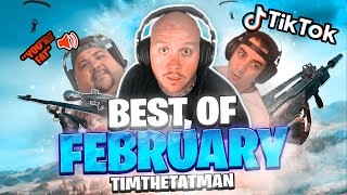 TIMTHETATMAN BEST OF FEBRUARY!