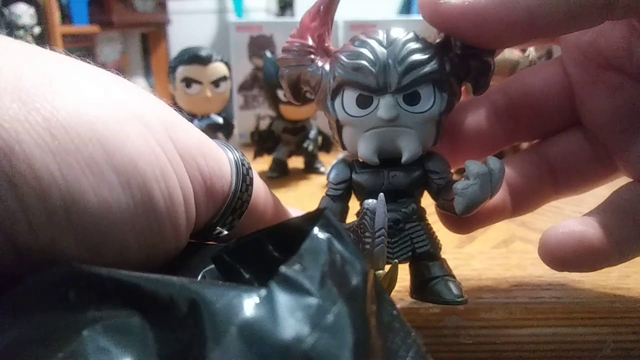 548126df4d7 Funko Justice League Mystery Mini unboxing (8 Gamestop exclusive boxes)