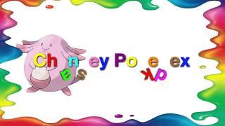 Pokemon 3 Image to Text - Kids' Toys