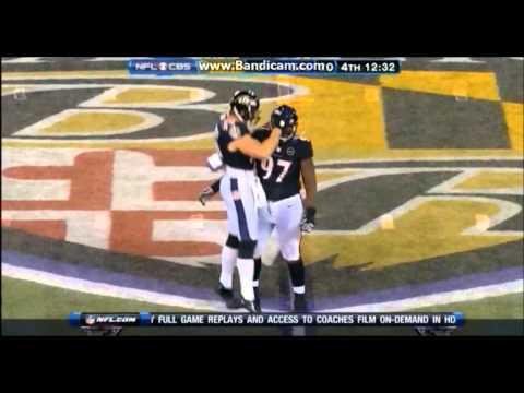 Arthur Jones 2012-13 Ravens Highlights