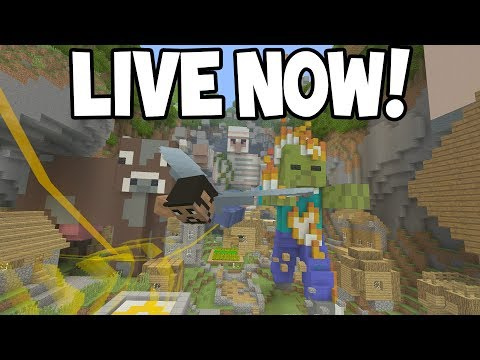 🔴 LIVE! - Minecraft Xbox TU54 Update! w/ SUBSCRIBERS! - Come Join! (GIVEAWAY)