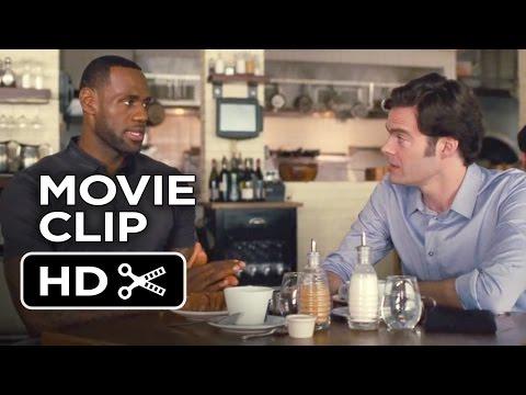 Trainwreck Movie CLIP - Cleveland (2015) - Bill Hader, Amy Schumer Comedy HD