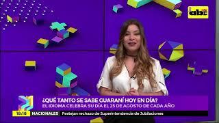 Olimpiada de la Lengua y Cultura Guaraní para fomentar el idioma