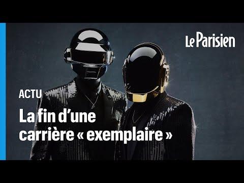 Les Daft Punk se séparent après 28 ans de collaboration