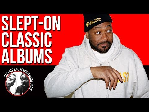 GHOSTFACE KILLAH: SLEPT-ON CLASSIC | ALL OUT SHOW