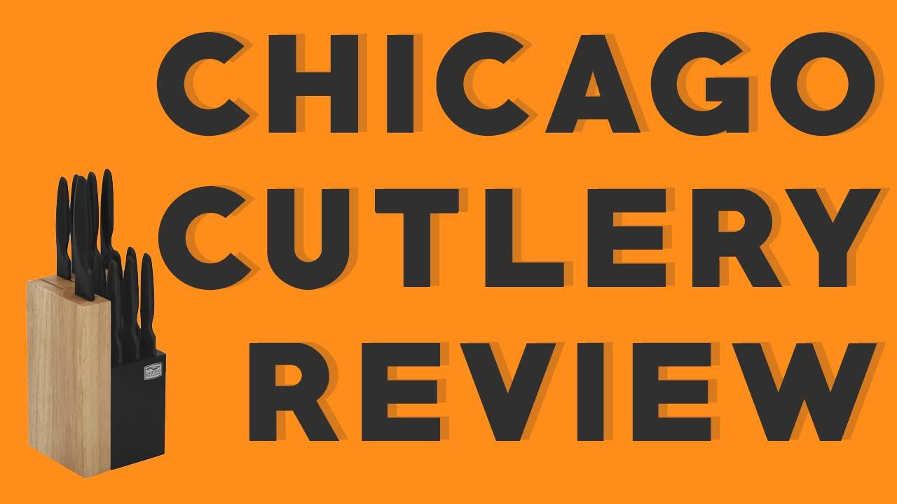 Chicago Cutlery Prohold Knife Set Review Youtube
