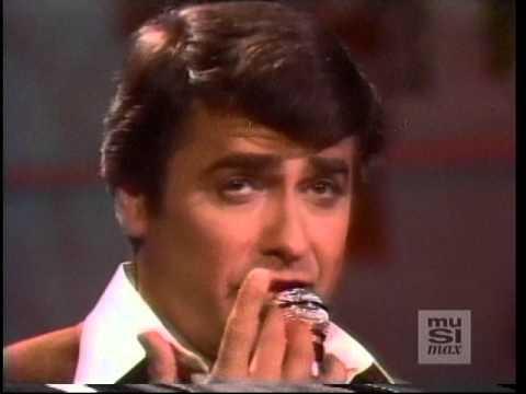 Michel Louvain  -  La dame en bleu 1978 LIVE