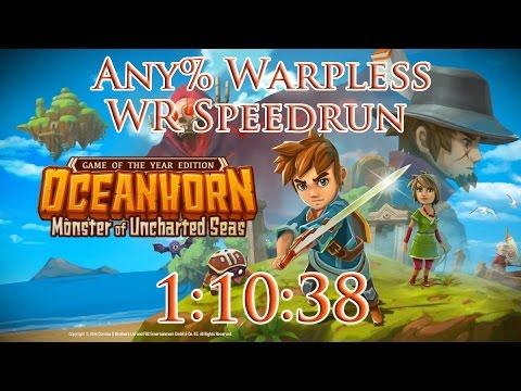 Oceanhorn (World Record) Any% (Warpless) 1:10:38