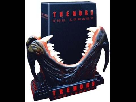 passion blu ray dvd tremors collector