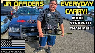 A Junior Officers Everyday Carry! Crown Rick Auto Vlog