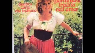 ORIETTA BERTI       QUATTRO CAVAI CHE TROTTANO    1974