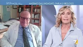Presunti concorsi pilotati, Myrta Merlino a Massimo Galli: