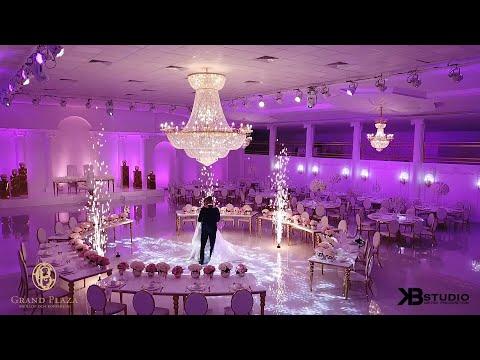 Grand Plaza - First Look Wedding 2019