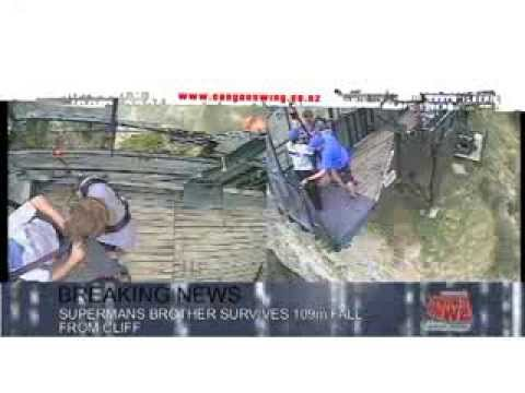 Shotover Canyon Swing 2013