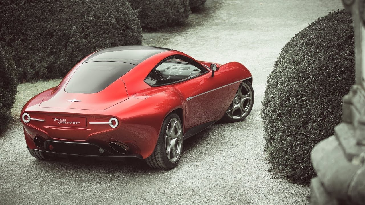 alfa romeo disco volante touring 2013 limited edition youtube. Black Bedroom Furniture Sets. Home Design Ideas