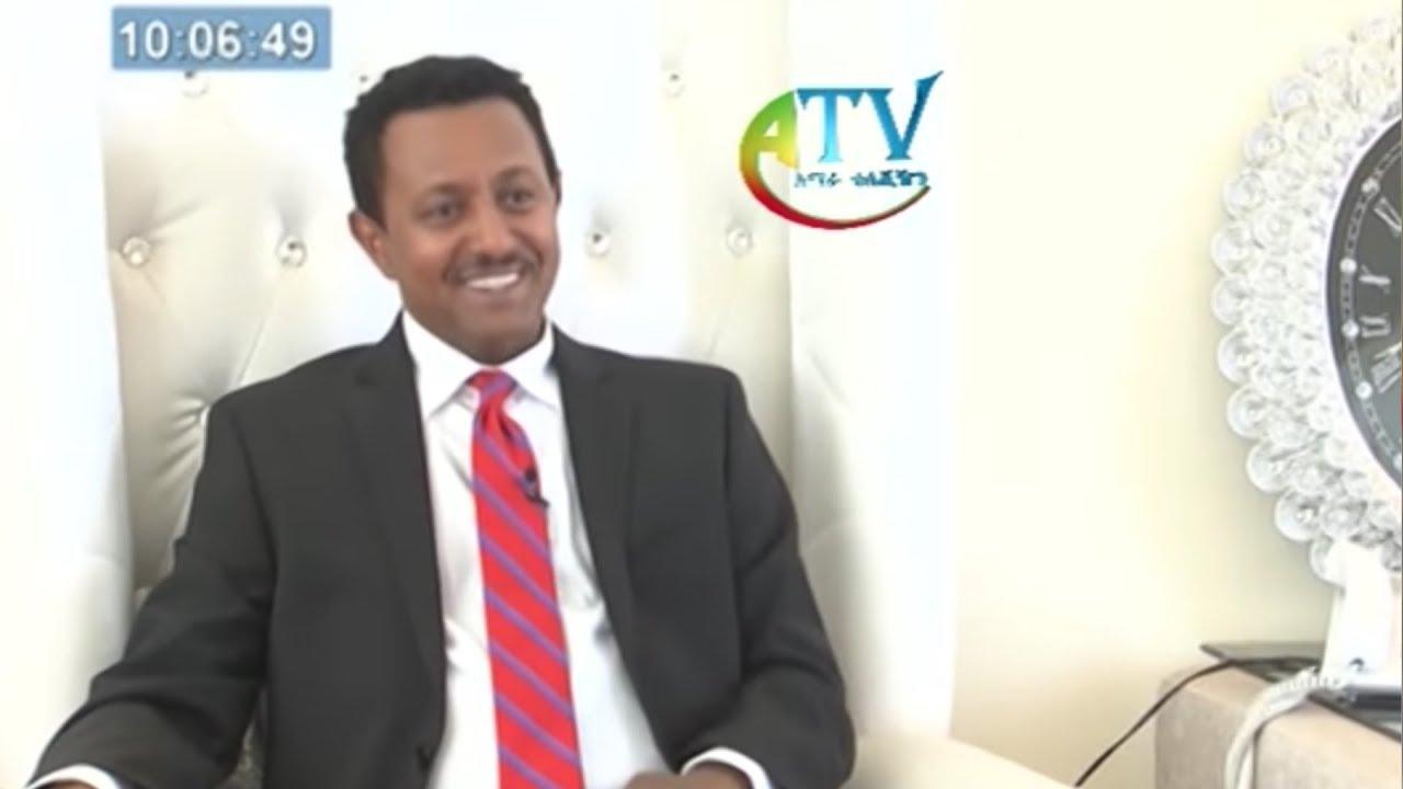 Talk With Singer Teddy Afro on Amhara TV - ቴዲ አፍሮ ከአማራ ቴሌቪዥን ጋር ያደረገው ቆየታ