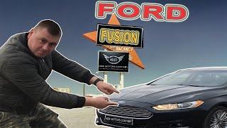 Ford FUSION (Mondeo) против Chevrolet Malibu из США