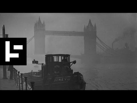 London's Deadly Acid Smog Crisis of 1952