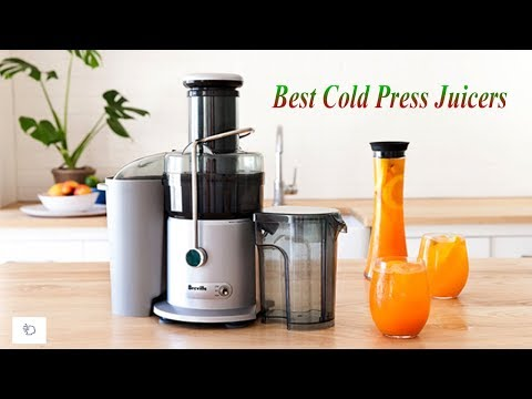 Top 5 Best Cold Press Juicers Machine In 2020