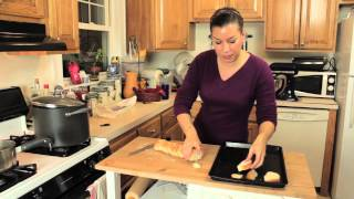 How To Make Authentic Garlic Bread - Real Italian Kitchen