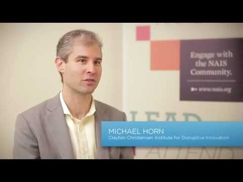 Michael Horn: Experimentation and Innovation for Independent Schools