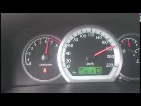 Максимальная скорость Lacetti Gentra(avtomat)