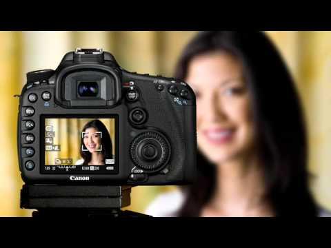 Canon EOS 7D - Live View Basics 10/16 - YouTube