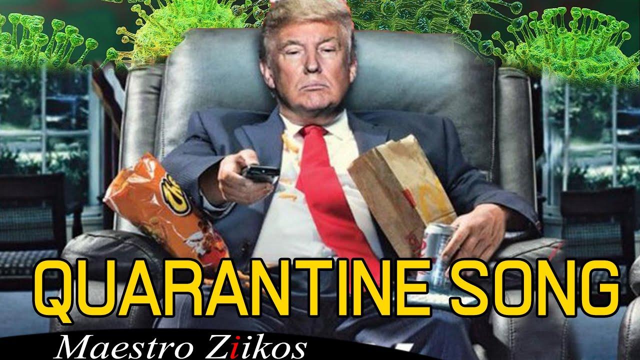 Trump Quarantäne