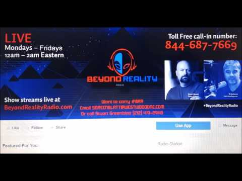 Anthony Hamilton Beyond Reality Radio Interview
