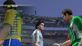 Pro Evolution Soccer 2008 PC Gameplay HD
