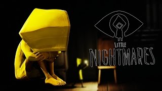 CONTORTED NIGHTMARE CREATURES | Little Nightmares Gameplay/Let