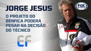 """""""O PROJETO DO BENFICA PODERÁ PESAR NA DECISÃO DE JORGE JESUS"""": Hélder Santos, jornalista português"""
