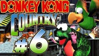 DONKEY KONG COUNTRY # 06 ★ Mit Squawks geht uns ein Licht auf! [HD]