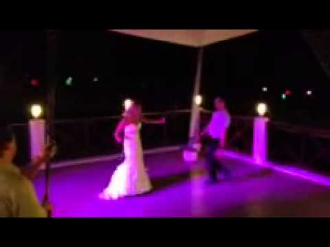 Best Reggae Father Daughter Dance to Ziggy Marley Look Who's Dancin