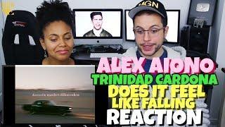 Alex Aiono - Does It Feel Like Falling (ft. Trinidad Cardona) | REACTION