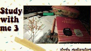 Study With Me 3;Учись Со Мной; Мотивация, продуктивность, учёба.