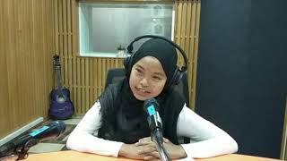 Syafa Wany di Radio Kedah FM