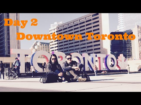 VLOG #12: CABIN CREW LAYOVER DAY 2 IN TORONTO