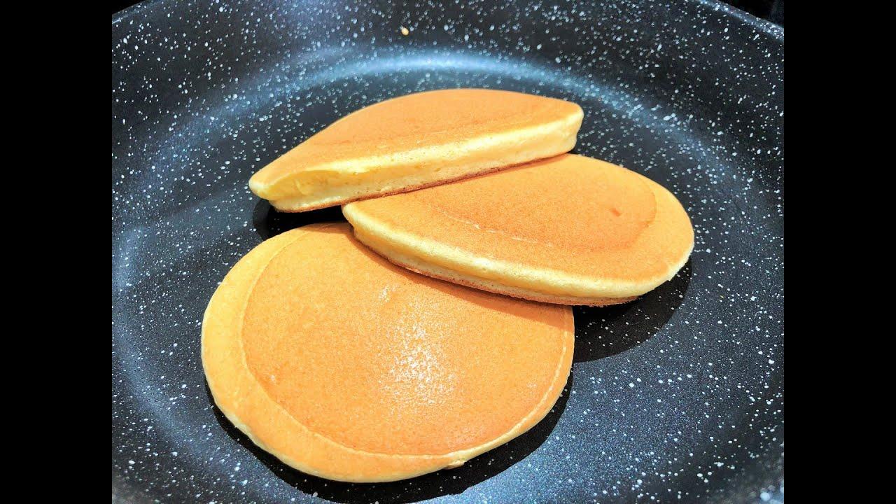 Американские Панкейки.  Классический рецепт.  ( American Pancake)