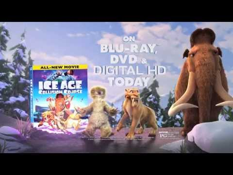 Ice Age Collision Course on DVD & BLU-RAY | FIGARO.