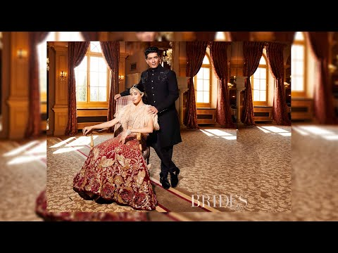 Manish Malhotra & Janhvi Kapoor for Brides Today Mp3